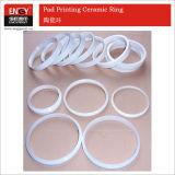 Anello ovale di ceramica della tazza dell'inchiostro di stampa del rilievo di formato 100/90/12mm di alta qualità