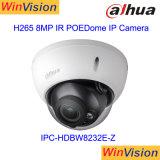 H. 265 della piccola camma di obbligazione mini 4K HD Onvif Shenzhen IR 8MP macchina fotografica piena Ipc-Hdbw5830r-Z del IP Poe di Dahua