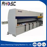 금속 가공 CNC v 흠을 파는 기계