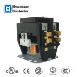 Contacteur électromagnétique de contacteur à C.A. de qualité avec l'UL