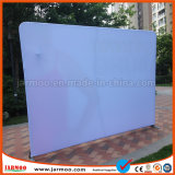 カスタムサイズによって曲げられる様式の張力ファブリック壁