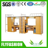 Base de beliche forte moderna da escola do metal com gabinetes (ST-13)