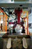 Fonderia parti zinco lega di ottone metallo pressofuso a bassa pressione Macchina