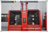 Gaoli Sc200 / 200 Construction Building Elevator com Ce Certificate Euro Standard