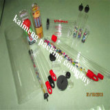 Atacado Clear Plastic Gift Tubes for Package
