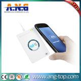 Lecteur RFID portable 13,56 MHz USB pour carte IC