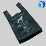 Rullo biodegradabile dei sacchetti della raccolta del sacchetto dello spreco dell'animale domestico del sacchetto di Poop del cane