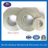 Rondelle à ressort de l'acier inoxydable DIN6796 d'OIN de rondelle de freinage de rondelle plate en acier conique de rondelle