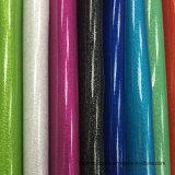 Shinny le cuir en cristal de PVC de miroir pour le sac à main