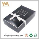 Het Vakje van de Gift van het Document van de luxe/het Vastgestelde Vakje van de Zorg van de Huid/Kosmetisch Verpakkend Vakje