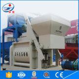 Hot Sale avec une haute qualité d'alimentation de l'usine JS1500 Bétonnière