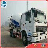 6X4 de Vrachtwagen van de Mixer van HOWO, de Gebruikte Vrachtwagen van de Mixer van het Cement voor Verkoop