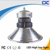 Industrielles 150W LED hohes Bucht-Licht des hohen Lumen-Fabrik-Lager-