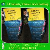 As roupas usadas exportador da Malásia utilizadas roupas Bressier com melhor qualidade