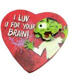 크리스마스, Halloween, 발렌타인 데이를 위한 도매 주문 서류상 초콜렛 상자
