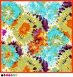 Form-Ansammlungs-Entwurf für kundenspezifischen Silk quadratischen Schal