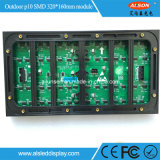SMD LED P10 Módulo de tela de Publicidade