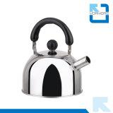 Heißer Edelstahl-pfeifender Kessel-Küche-Wasser-Kessel des Verkaufs-1/2/3/4L