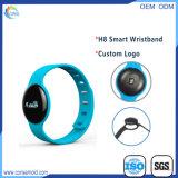 Wristband здоровья телефона вахты тарифа сердца H8 франтовской Bluetooth