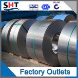 Lo strato del tetto di PPGI laminato a freddo la bobina Ss304 dell'acciaio inossidabile di alta qualità
