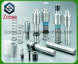 標準金属の注入型の部品はコンポーネントプラスチック型の部品を停止する