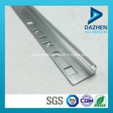 Buon profilo di alluminio di alluminio T5 di qualità 6063 per l'angolo del testo fisso delle mattonelle