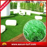 中国の庭の装飾的な人工的な草の合成物質の泥炭