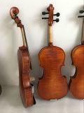 Kohlenstoff-Fasertailpiece-hoch entwickelte Viola mit hartem Violinen-Kasten