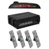 12VDC Instalação fácil de sensores de estacionamento com 4 sensores de adesivo