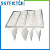 Filter van de Zak van de Filter van de Luchtzak van de Stof van de Efficiency van 85% F7 de Niet-geweven