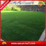 庭の安く中国の人工的な泥炭のための屋外の人工的な草のカーペット