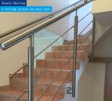 Montage de van uitstekende kwaliteit van de Staaf van Raiing van de Kabel van het Balkon