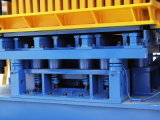 Qt4-15D automático Enclavamiento hueco de hormigón Bloque que hace la máquina pavimentadora Máquina del bloque de la máquina de ladrillo macizo