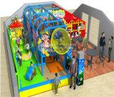 Beifall-Unterhaltungs-Dorf-themenorientierter Innenspielplatz