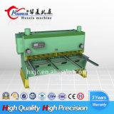 Máquina de estaca de corte do metal da máquina da guilhotina 10X3200 do CNC de QC11K