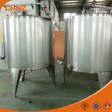 De reusachtige Tanks van de Opslag van de Olie van het Water van de Alcohol van het Roestvrij staal met Gediplomeerd Ce
