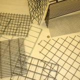 さび止めの美しい形式は電流を通した溶接された金網(直接工場)に