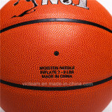 Спичка подгоняла напечатанный размер 7 шарика баскетбола
