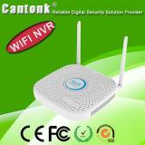 OEMの機密保護4CH/8CHセリウム、RoHS、FCC (ページ)が付いている無線IPのカメラのWiFi NVRキット
