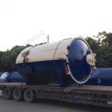 ASME a reconnu le vulcanisateur en caoutchouc de chauffage de vapeur de 2000X5000mm