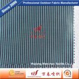 Polyester-kationisches Streifen-Gewebe für Kleid-Futter S1505