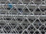 직류 전기를 통하는을%s 가진 안핑 공장 도매 체인 연결 담 위원회