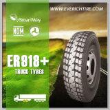 Pneumáticos radiais do pneu de Everich do pneu do caminhão com alcance Inmetro do GCC
