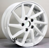Carro de alumínio de 15 polegadas jante de alumínio para todos os tipos de marca de automóveis