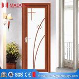 Дверь Casement конструкции Китая классицистическая с декоративной картиной