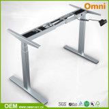 عال عمليّة بيع حديث إطار إرتفاع طاولة قابل للتعديل