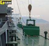 Cubetas marinhas hidráulicas elétricas da garra da carga de maioria