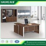 가장 새로운 품어진 Fuctional 사무용 가구 성분 현대 행정상 책상 현대 사무실 테이블 사진 또는 사무실 책상