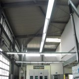 Estrutura de aço Sandwich Panel Workshop Building