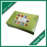 Heißer Verkaufs-kundenspezifischer Druckpapier-Krapfen-Kasten